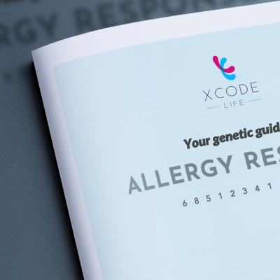 Xcode Life Gene Allergy Report