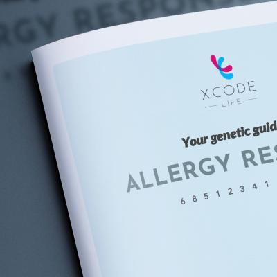 Xcode Life Gene Allergy Report