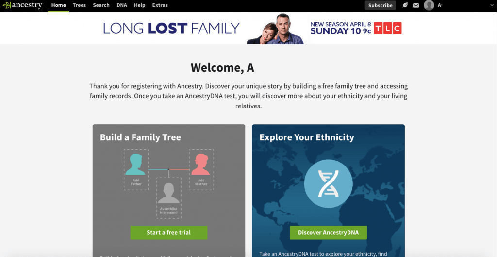 How To Login To Your Ancestry DNA Account + Free Health Report