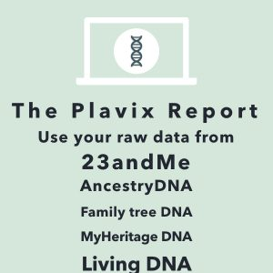 DNA raw data analysis for Plavix metabolism